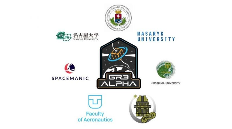 Partneri satelitu GRBAlpha úspešne dorazil do Moskvy. Zdroj: Kosmonautika.sk