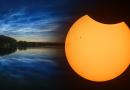 Červen nabídne vzácné zatmění Slunce a noční svítící oblaky