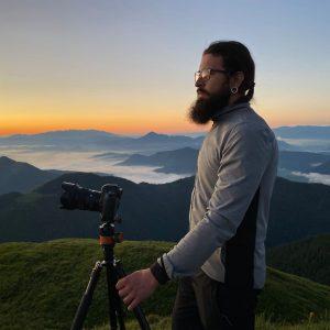 Astrofotograf Ondrej Králik