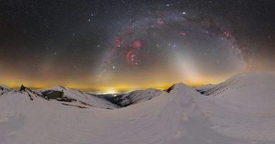 Astrofotograf Slovinský medzinárodným ocenením upozornil na svetelné znečistenie