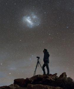 Pod Veľkým Magellanovým mrakom, Čile. Foto: P. Horálek