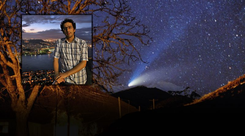 Rozhovor: Babak Tafreshi – Fotograf, ktorý spája prírodu, človeka a nočnú oblohu