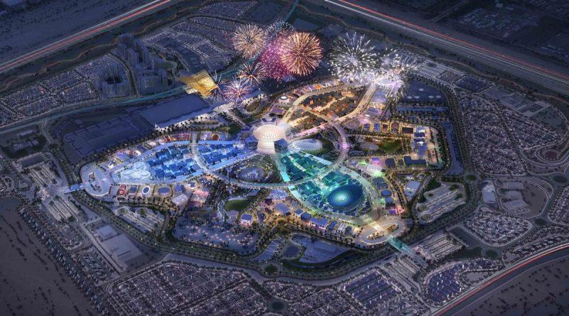 Expo 2020 (2021) v Dubaji
