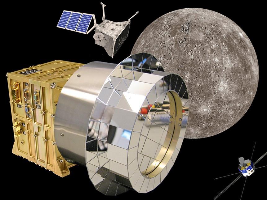 Planetárna iónová kamera SERENA-PICAM (Zdroj:  ESA, IWF, ÚEF)